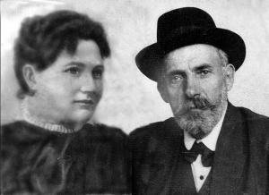 רגינה רוזנברג התחתנה בפעם השנייה עם הנריך ביכלר. הוריה של סבתי לפני המלחמה