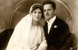 יולנקה, אחות של סבתא שלי שהייתה גדולה ממנה בעשרים שנה. נספתה באושויץ.