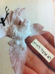 ענת חן, קולאז' בתוך סדרת ספרונים לראשית הקריאה, 2014