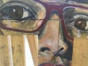 """סיון קורן מתוך פרויקט הגמר """"מחוץ לתמונה"""", 2016"""